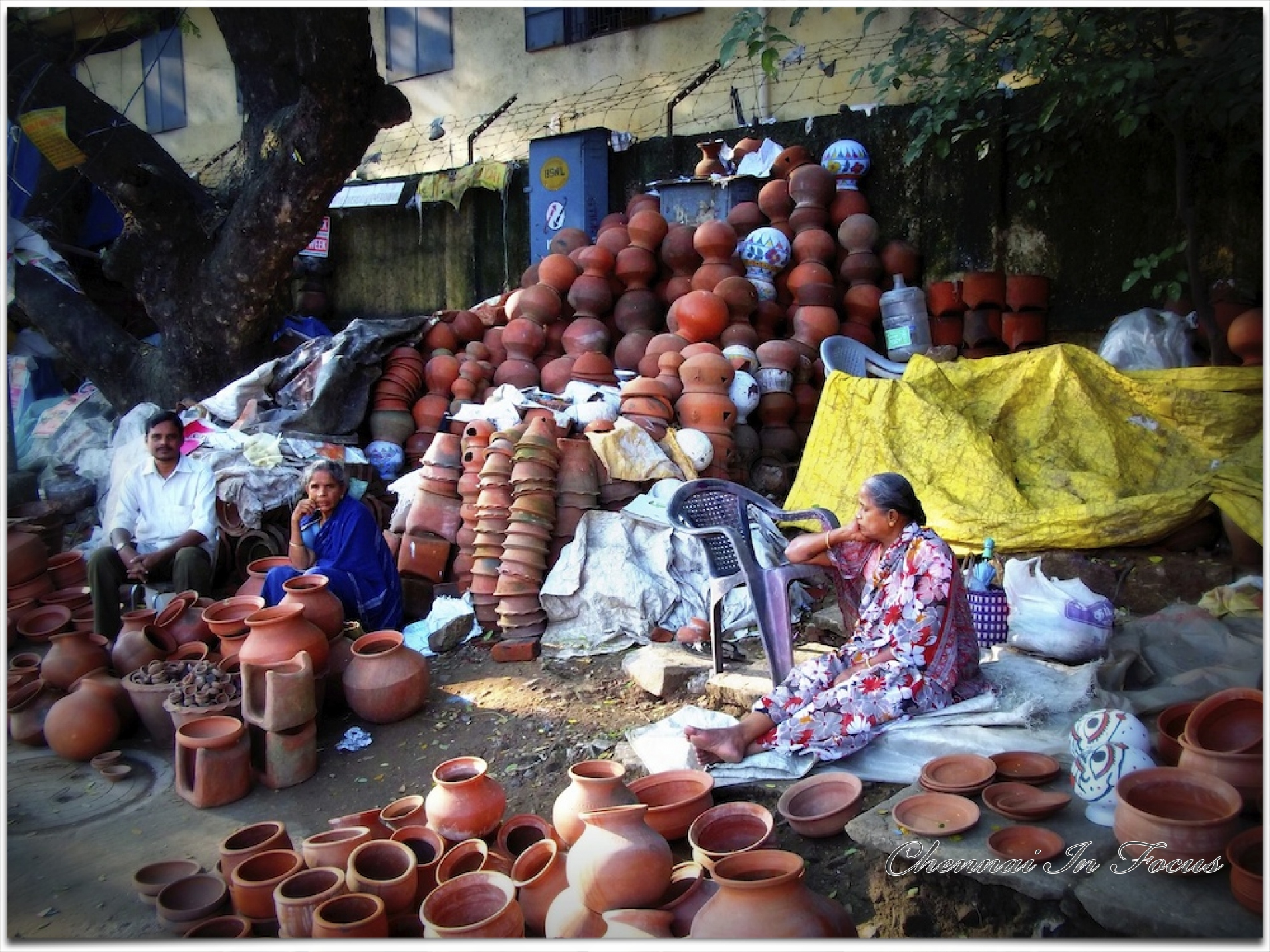 Clay pot cooking | Clay Pot - Chennai In Focus