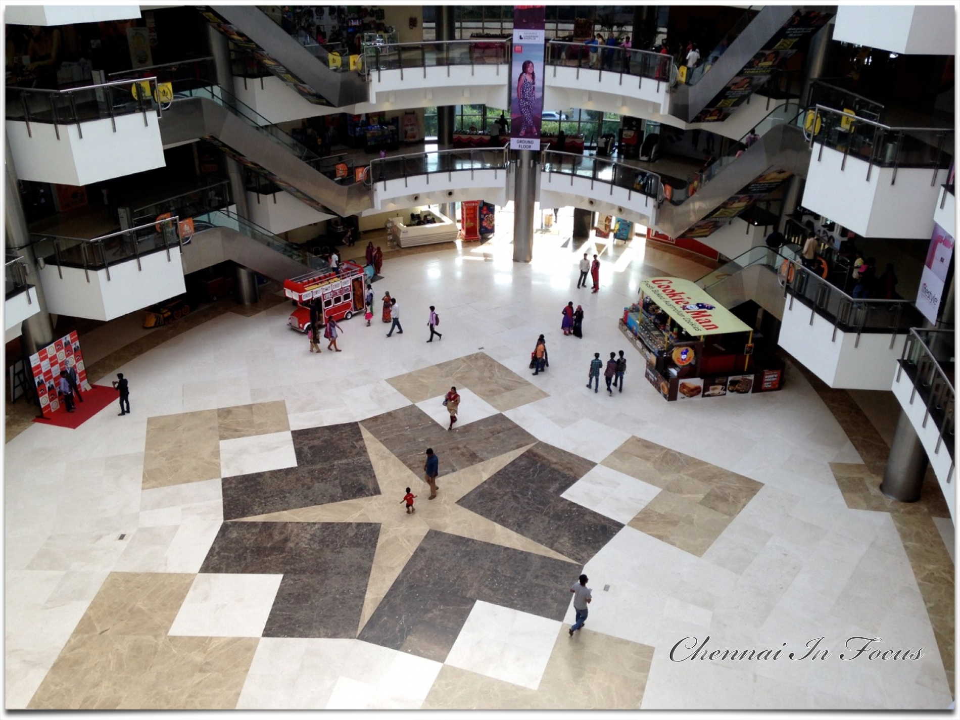 Express Avenue - Chennai In Focus