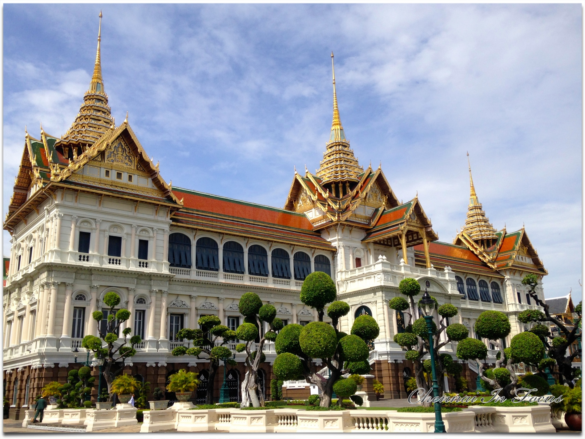 The Grand Palace, thailand royal palace