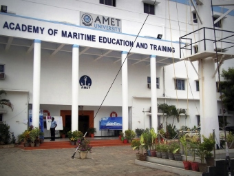 AMET UNIVERSITY INDIA'S FIRST UNIVERSITY IN MARITIME EDUCATIONAMET