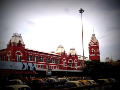 Chennai Central Railway Station | சென்னை சென்டிரல் ரயில் நிலையம் | Puratchi Thalaivar Dr. M.G. Ramachandran Central Railway Station
