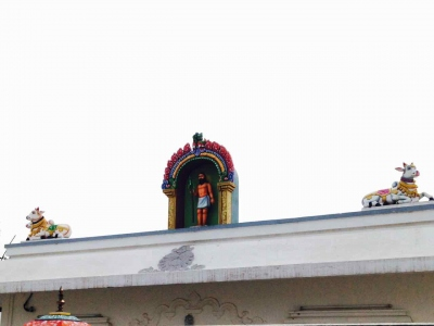 Pattinathar Jeeva Samadhi Temple