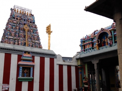 Thiruporur Kandaswamy temple