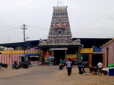 Sri Nageswarar Temple at Kundrathur