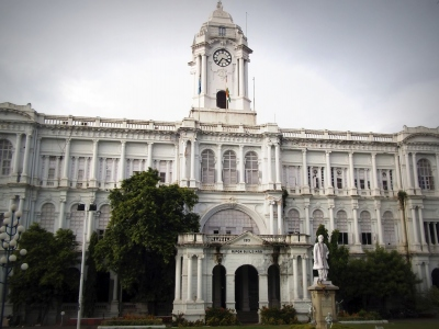 Ripon Building Chennai Corporation - Chennai In Focus