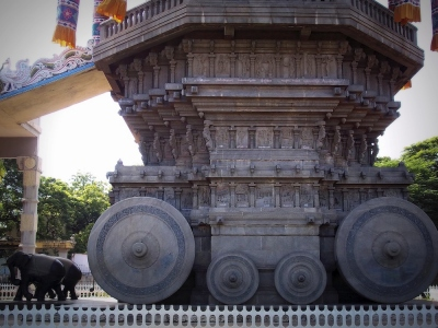 Valluvar Kottam - Chennai In Focus