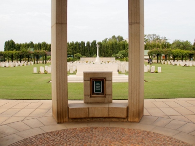 Madras War Cemetery