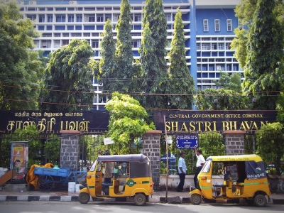 Regional Passport Office Shastri Bhavan - Chennai In Focus