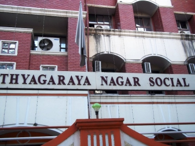 The Thyagaraya Nagar Social Club - Chennai In Focus