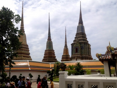 Wat Pho | Temple of Reclining Buddha | Bangkok