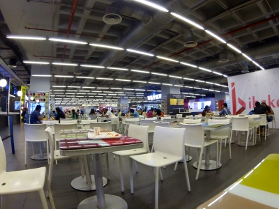 Forum Vijaya Mall - Foodcourt