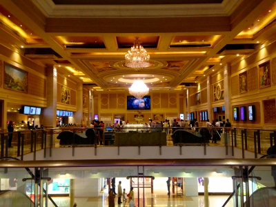 SPI: Palazzo-The Forum Vijaya Mall